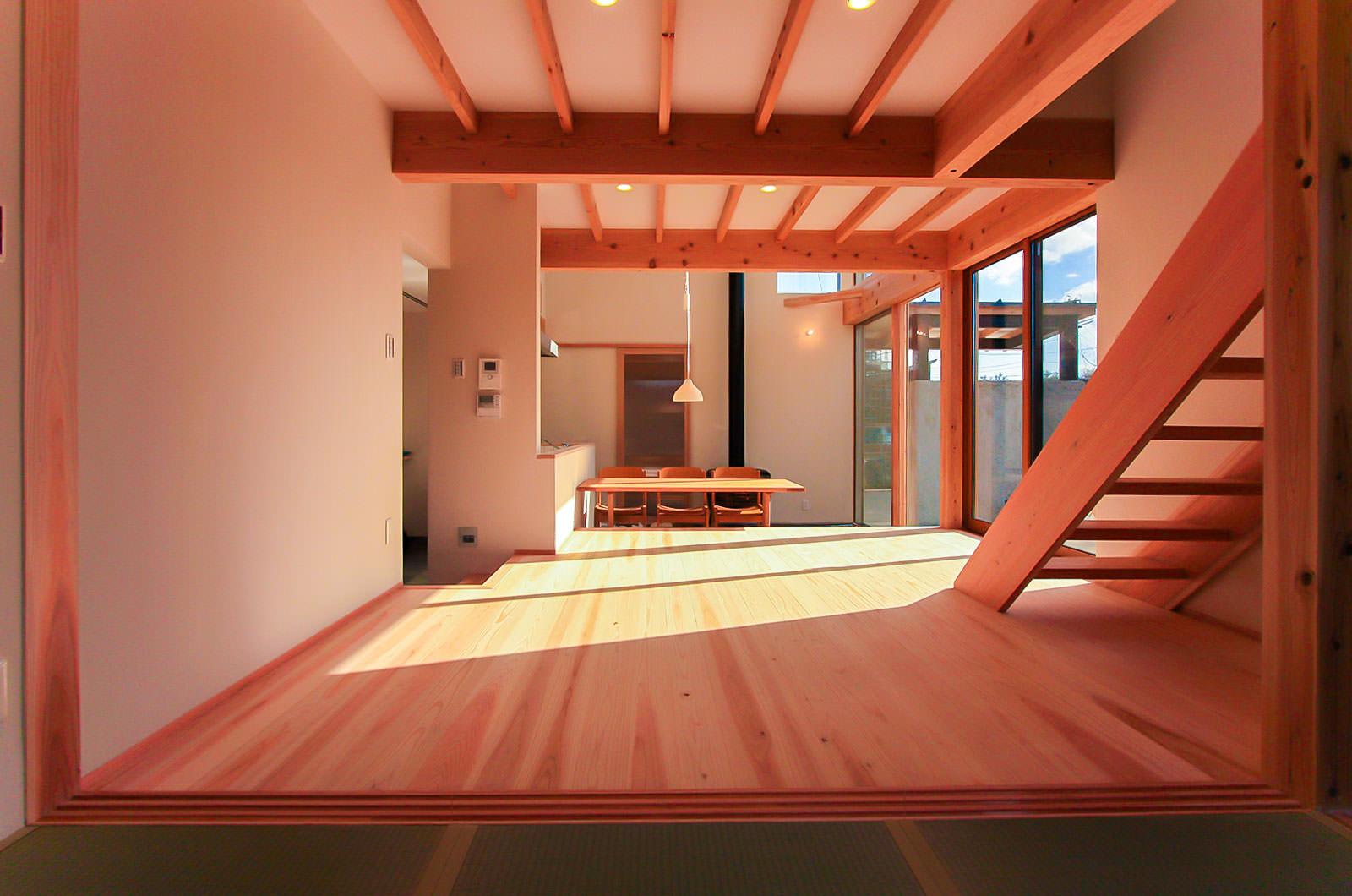 杜のまちの家