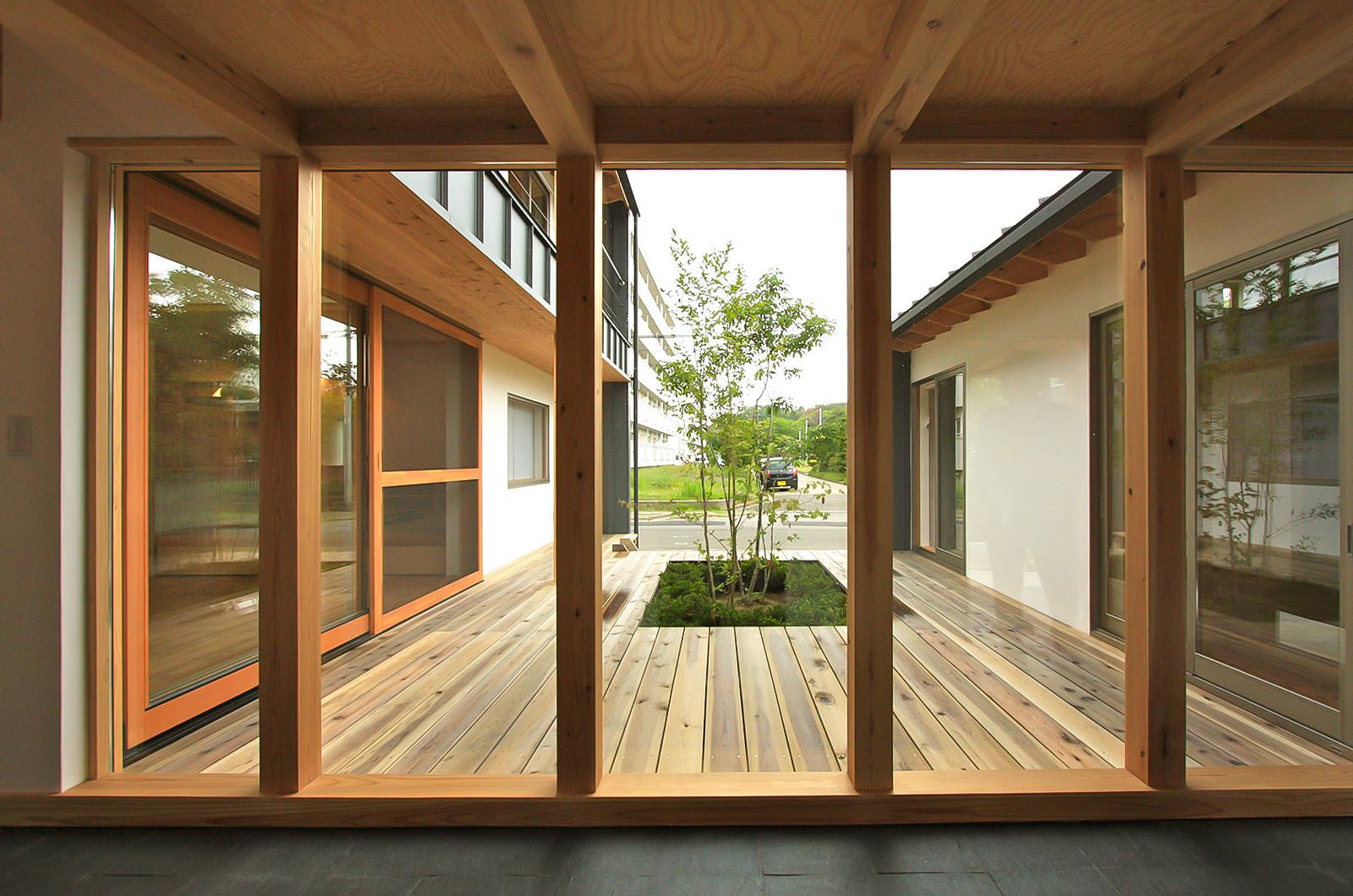 多賀城のコートハウス