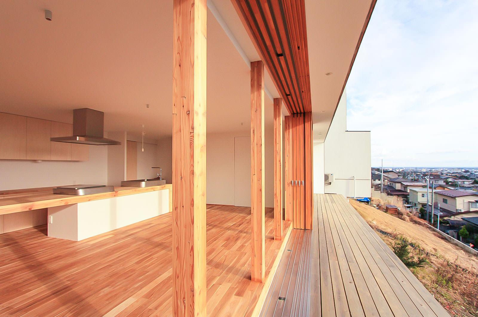 八木山の家