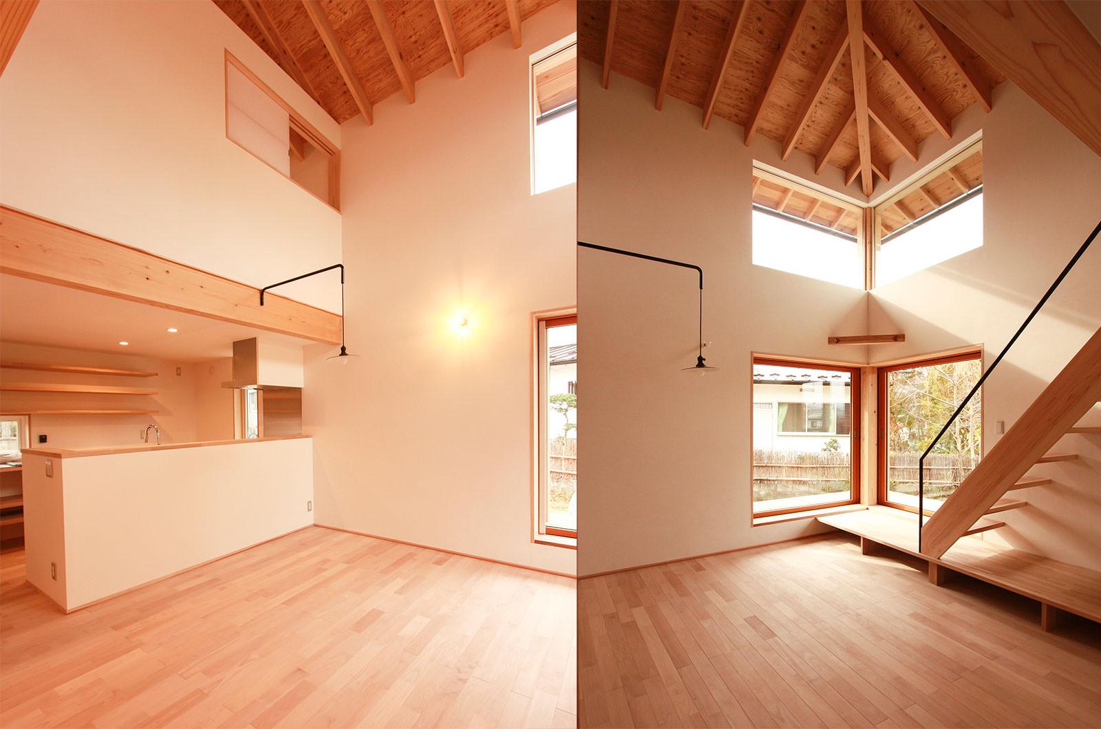 鷺ヶ森の家