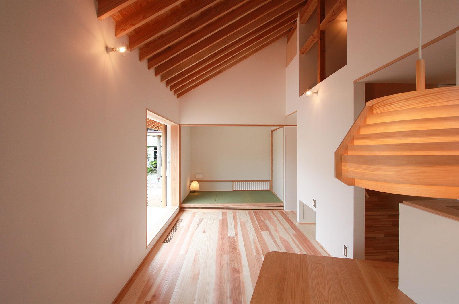 東中田の家